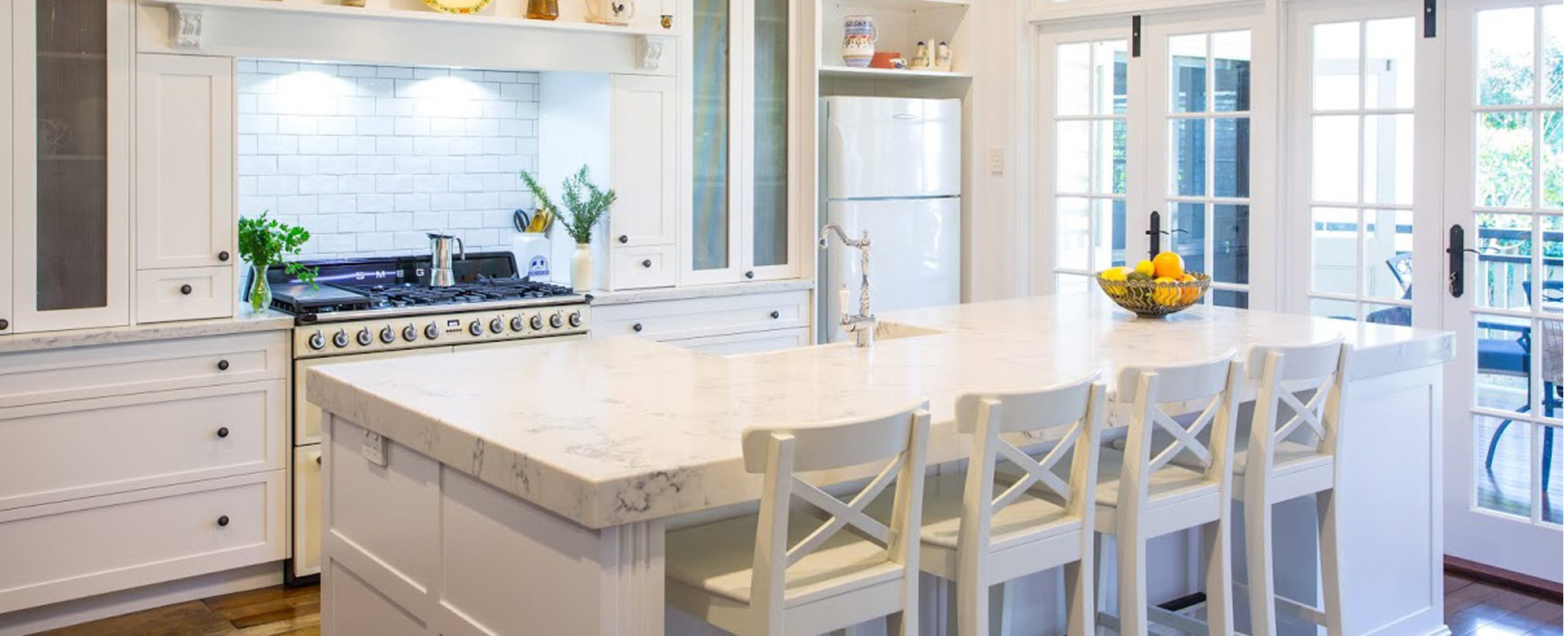 Hampton Style Kitchen Designs